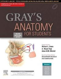 Grays Anatomy For Students 2nd South Asia Edition 2 volume set