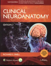 Snell Clinical Neuroanatomy with the Point Access Scratch Code