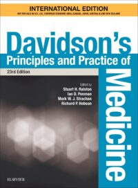 Davidson Principles and Practice of Medicine 23rd Edition
