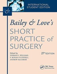 Love And Bailey Short Practice of Surgery