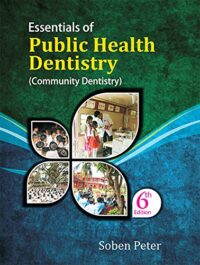 Public Health Dentistry By Soben Peter