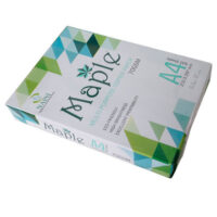 Maple A4 Size Paper | Multipurpose Copier Paper | 70 GSM | 500 Sheets 1 Ream