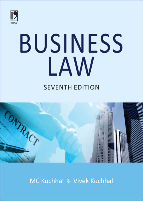Business Law 7 th Edition M C Kuchhal