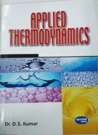 Katson Applied Thermodynamics by Dr D S Kumar