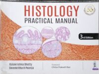 Histology Practical Manual 3rd Edition by Balakrishna Shetty