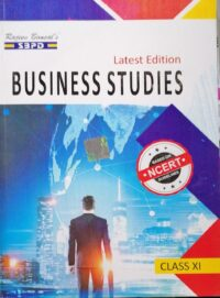 Business Studies for Class 11 by Rajeev Bansal