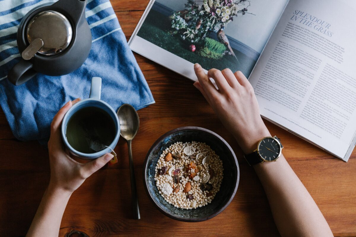 how to build morning habits
