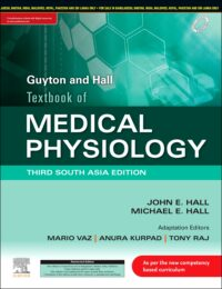 Guyton and Hall Medical Physiology 3rd South Asia Edition