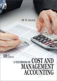 A Textbook of Cost and Management Accounting 10Ed