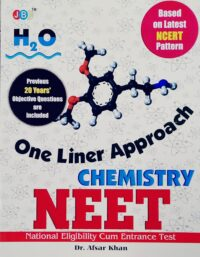NEET Chemistry One Linear Approach by Dr Afsar Khan