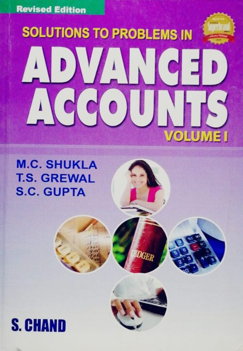 Solutions to Problems in Advanced Account Vol-1