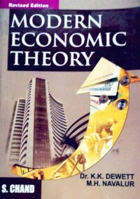 Modern Economic Theory by Dr K K Dewett
