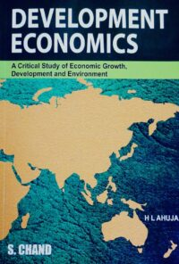 Development Economics by H L Ahuja