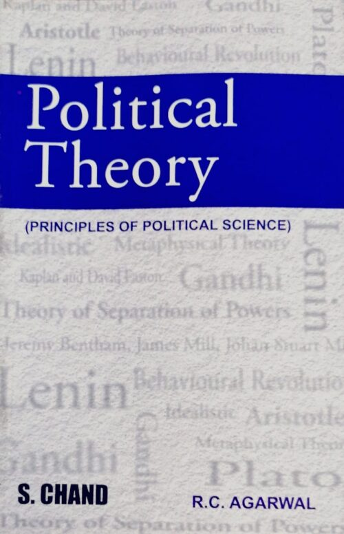 Political Theory Principles of Political Science