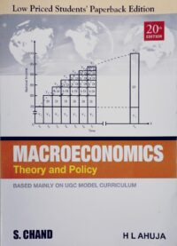 Macro Economics Theory and Policy 20th Ed