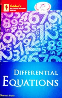 Differential Equations by Sharma and Gupta