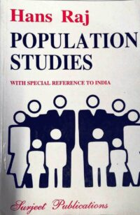 Population Studies by Hans Raj