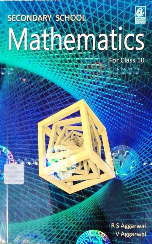 Mathematics for Class 10 by R S Aggarwal