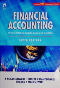 Financial Accounting 6th Ed by S N Maheshwari
