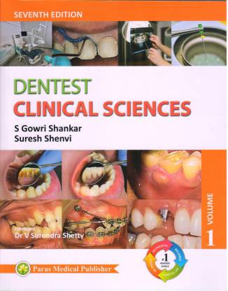Dentest Clinical Sciences By Gowri Shankar