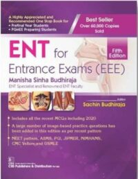 ENT for Entrance Exams EEE by Sachin Budhiraja
