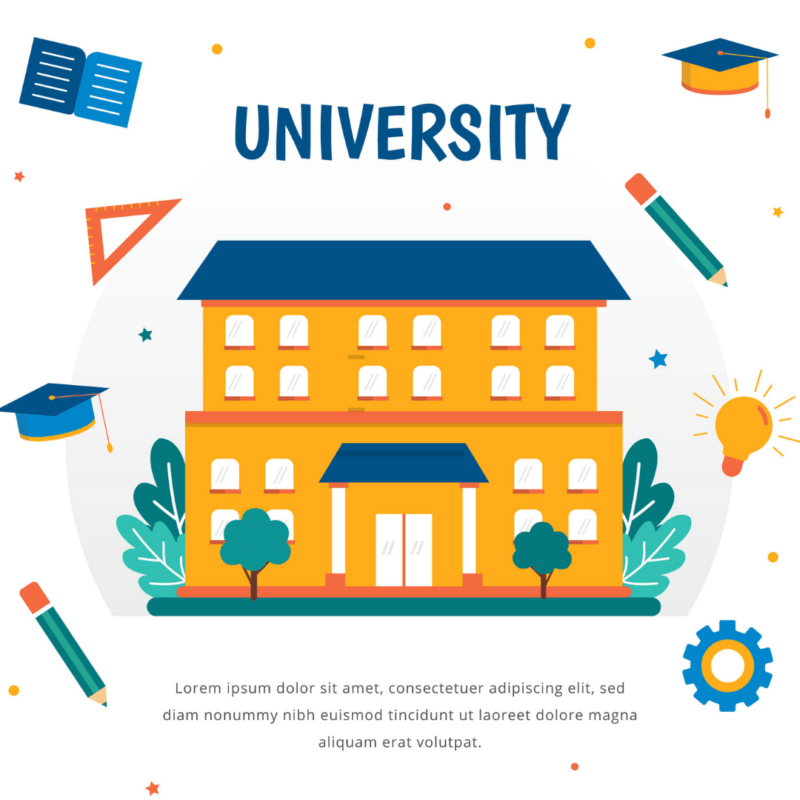 Featured Colleges & University
