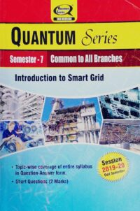 Quantum Series Introduction to Smart Grid Semester 7