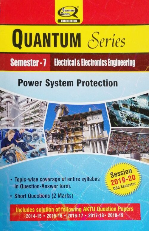Quantum Series Power System Protection Semester 7
