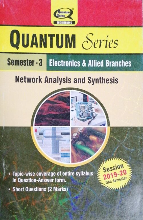 Quantum Series Network Analysis and Synthesis Semester 3