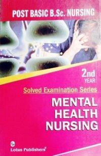 Mental Health Nursing 2nd Year