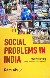 Social Problems in India 4th Edition