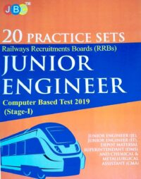 20 Practise Sets RRBs Juniour Engineer Stage 1