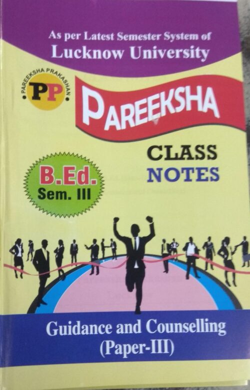 Guidance And Counselling Notes