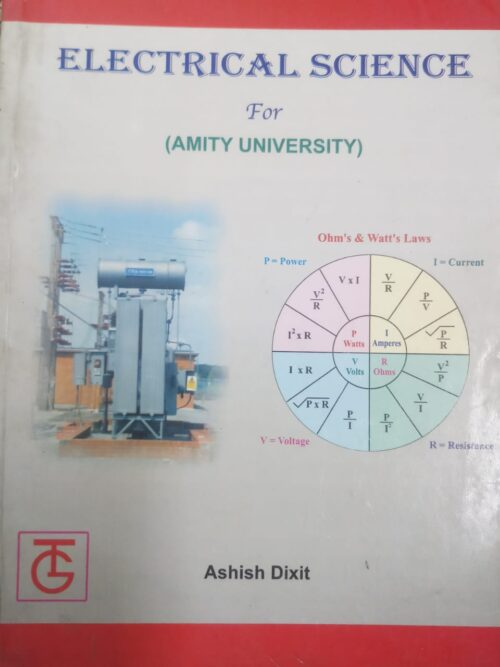 Electrical Science Book
