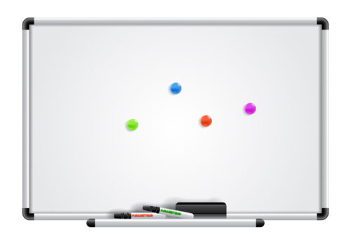 White Boards and Study Table