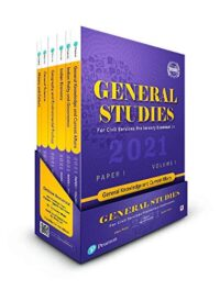 General Studies 2021 Vol 1 To 6 By Pearson