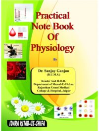 Practical Notebook Of Physiology By Kabiruddin