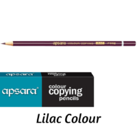 Apsara Copying Pencils Lilac Pack of 10 HE Pencils