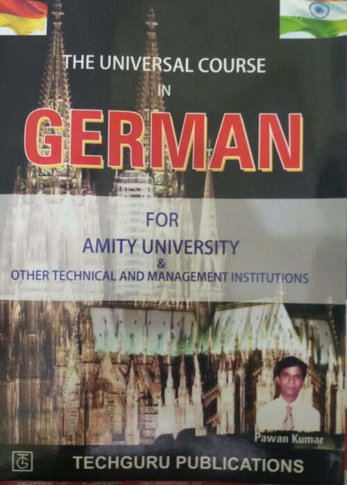 The Universal Course In German By Pawan Kumar