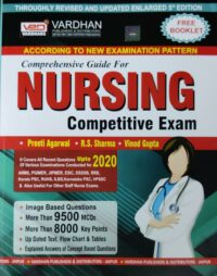 Nursing Competitive Exam Book