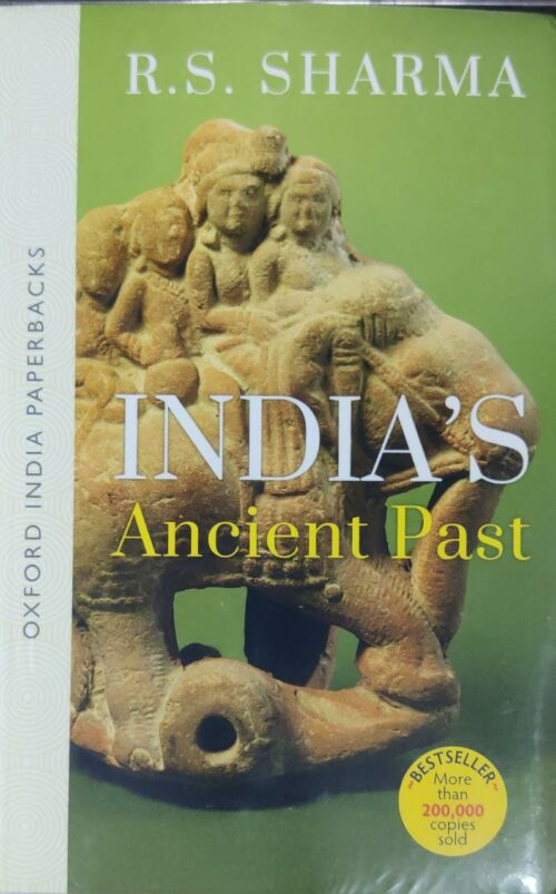 Indias Ancient Past Book By RS Sharma