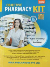 Objective Pharmacy Kit Book