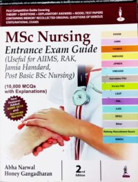 MSc Nursing Entrance Exam Guide 2nd Edition