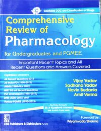 Comprehensive Review Of Pharmacology