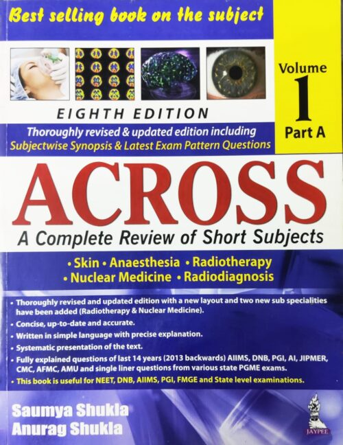 ACROSS A Complete Review Of Short Subjects Vol 1