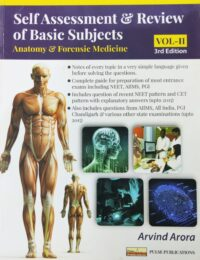 Self Assessment And Review Of Basic Subjects Vol 2