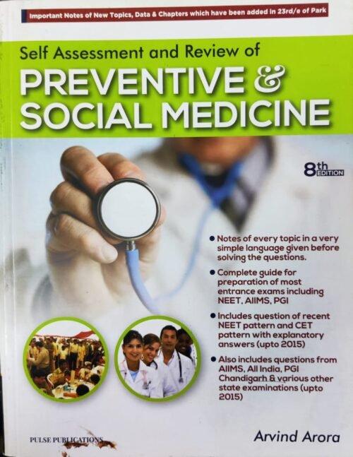 Self Assessment Of Preventive And Social Medicine