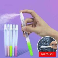 Amazing Transparent Sanitizer Pen Travel Pen