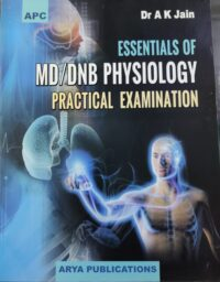 Essential Of MD/DNB Physiology By Dr AK Jain