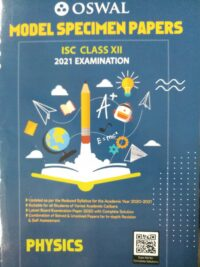 Model Specimen Papers ISC XII Physics
